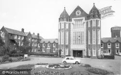 Aylsham, St Michael's Hospital c.1965