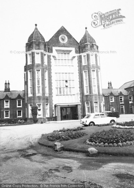 Photo of Aylsham, St Michael's Hospital c.1965