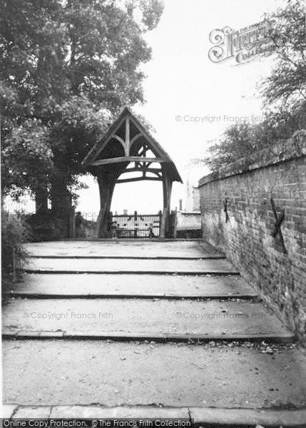 Photo of Aylsham, The Lychgate c.1960