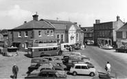 Aylsham, the Market Place c1965