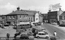Aylsham, The Market Place c.1965