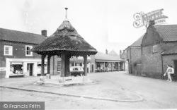 Aylsham, Village Pump c.1965