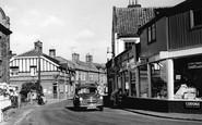 Aylsham, White Hart Street c1965