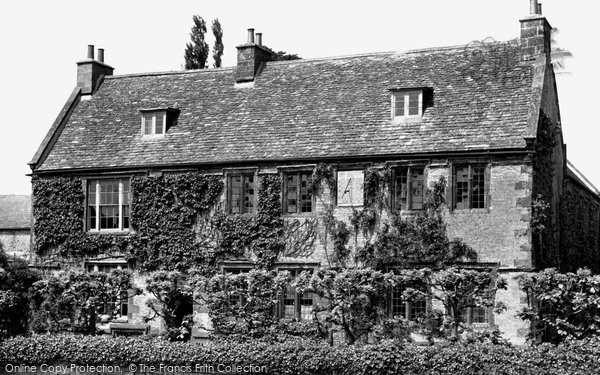 Photo of Aynho, Grammar House c.1955