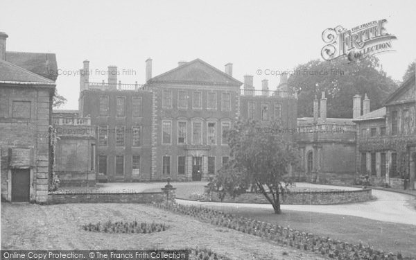 Photo of Aynho, Park House c.1955