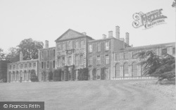 Aynho, Park House, South Front c.1955