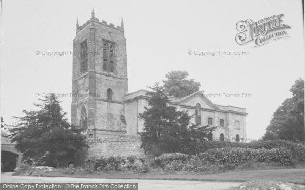 Photo of Aynho, St Michael's Church c.1955