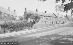 Aynho, Station Road c.1955
