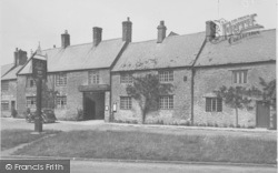 Aynho, The Cartwright Arms Hotel c.1955