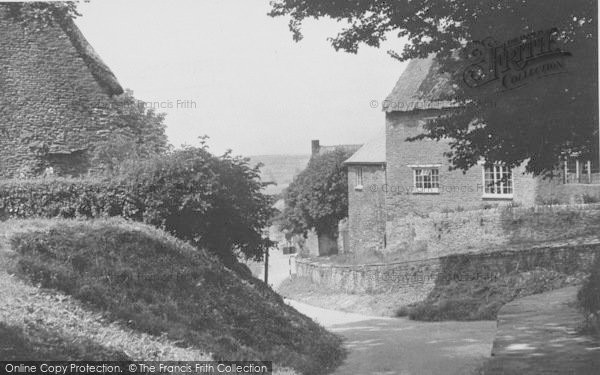 Photo of Aynho, The Causeways c.1955