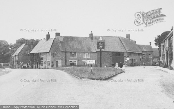 Photo of Aynho, The Green c.1955