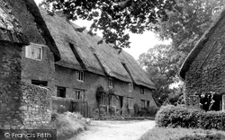 Aynho, The Hill c.1955