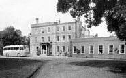 Ayot St Lawrence, Ayot House c1955