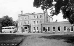 Ayot House c.1955, Ayot St Lawrence