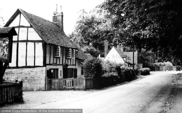 Photo of Ayot St Lawrence, c.1950
