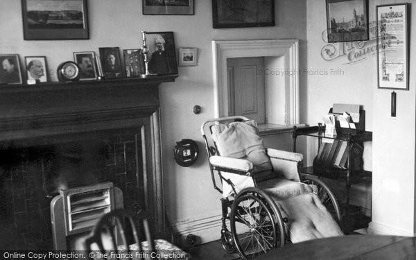 Ayot St Lawrence, Shaws Corner c.1955