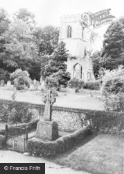 Ayot St Lawrence, The Old Church c.1965