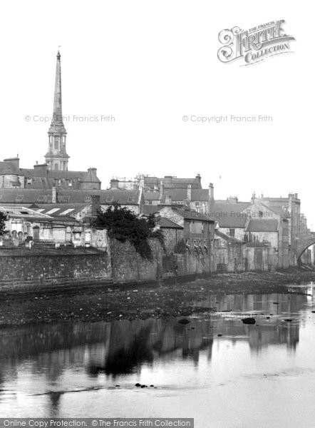 Photo of Ayr, 1900