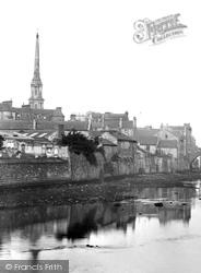 Ayr, 1900