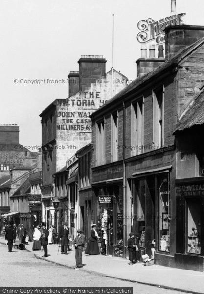Photo of Ayr, High Street 1900