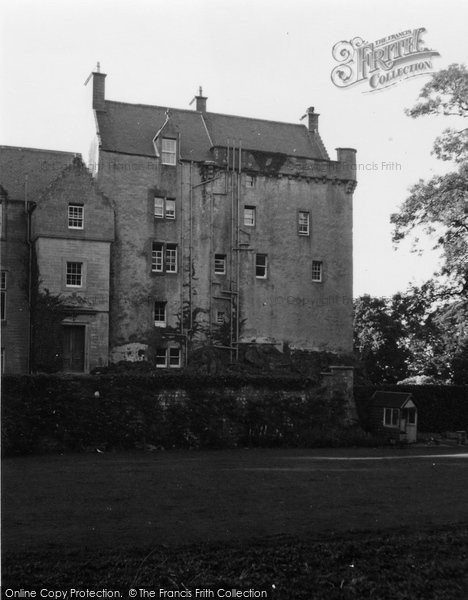Photo of Ayr, Newark Castle 1951