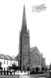 Ayr, St Andrew's Church 1900