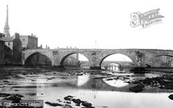 Ayr, Twa Brigs 1900