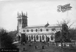 Aysgarth, Church 1889