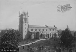 Aysgarth, Church 1893