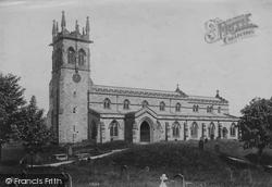 Aysgarth, Church 1906