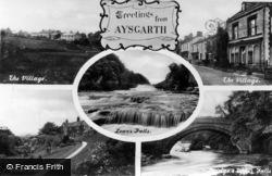 Aysgarth, Composite c.1935