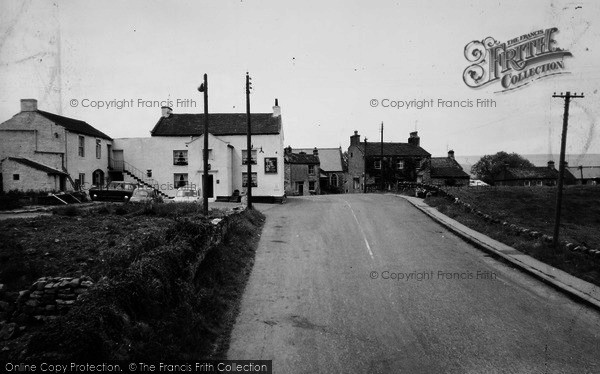 Photo of Aysgarth, Entrance To Village c.1960