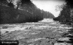 Lower Falls c.1935, Aysgarth