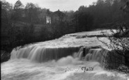 Aysgarth, Lower Falls c.1935