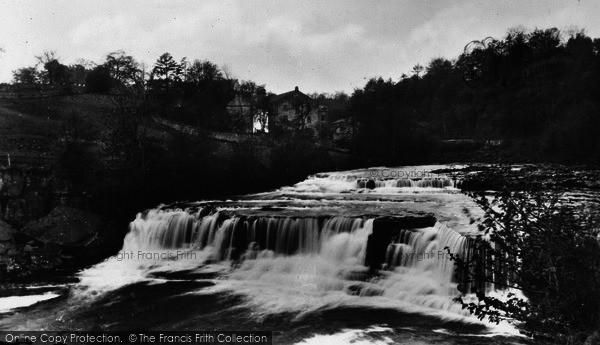Photo of Aysgarth, Lower Falls c.1935