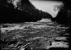 Aysgarth, Lower Falls c.1935