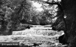 Lower Falls c.1960, Aysgarth