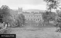 Aysgarth, St Andrew's Church 1925