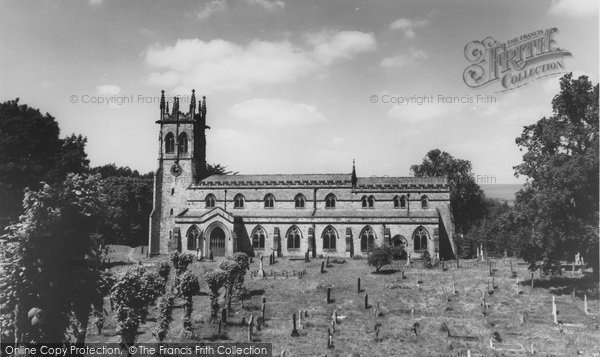 Photo of Aysgarth, St Andrew's Parish c.1965