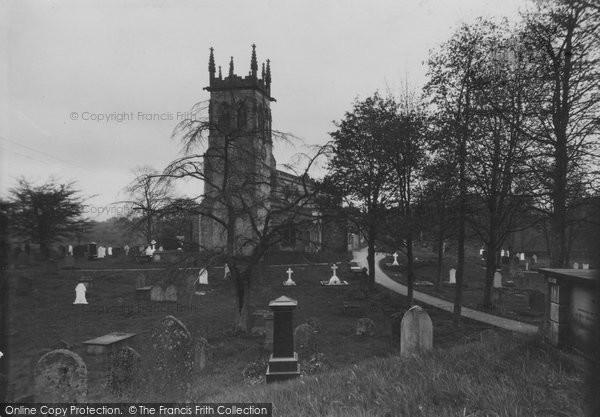 Aysgarth, St Andrew's Parish Church c.1932