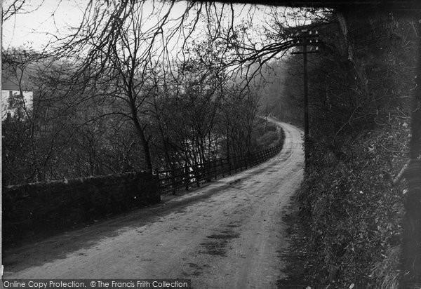 Photo of Aysgarth, Station Road c.1935