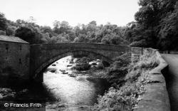 The Bridge c.1965, Aysgarth