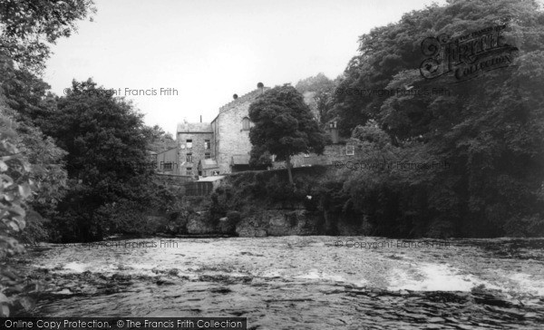 Photo of Aysgarth, The Bridge c.1965