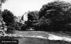 Aysgarth, The Bridge c.1965