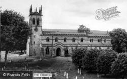Aysgarth, The Church c.1960