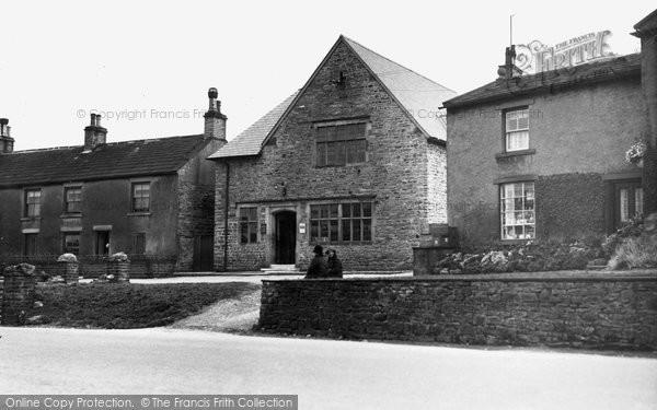 Photo of Aysgarth, The Institute c.1935