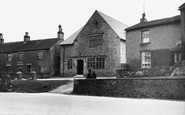 Aysgarth, The Institute c.1935