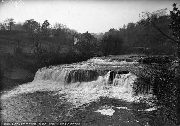 Photo of Aysgarth, The Lower Falls c.1935