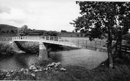 Aysgarth, The New Bridge c.1965