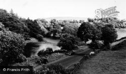 Aysgarth, The River c.1960